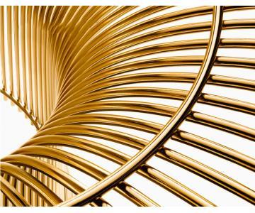Bàn sofa Gold Platner 083/3