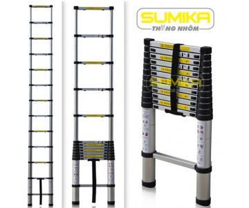 Thang rút nhôm Sumika SK 380
