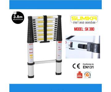 Thang rút nhôm Sumika SK 3803/5