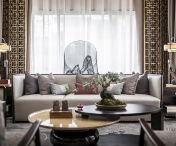Ngôi nhà phong cách Châu Á mang nét phá cách hiện đại