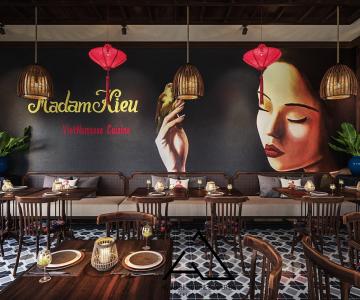 Restaurant MadamKieu- Hội An