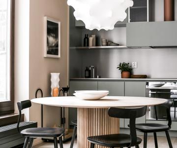 Xu hướng xã hội hóa trong thiết kế căn hộ được thể hiện như thế nào?