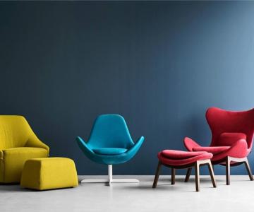 Xu hướng màu sắc nội thất 2019