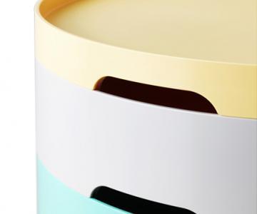 Tủ Multicolour
