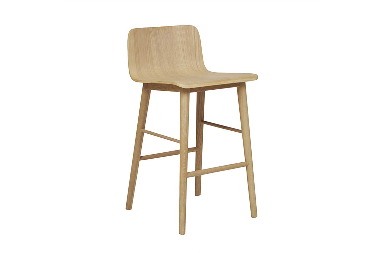 Ghế bar gỗ sồi tự nhiên Tami CC1/16