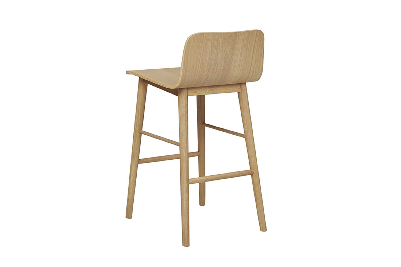Ghế bar gỗ sồi tự nhiên Tami CC8/20