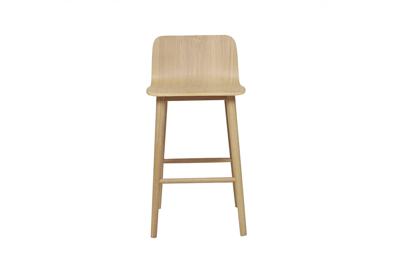 Ghế bar gỗ sồi tự nhiên Tami CC3/16