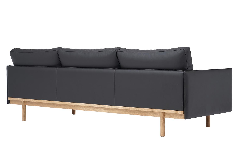 Sofa 3 chỗ Pensive 3.5 bọc da L26/8