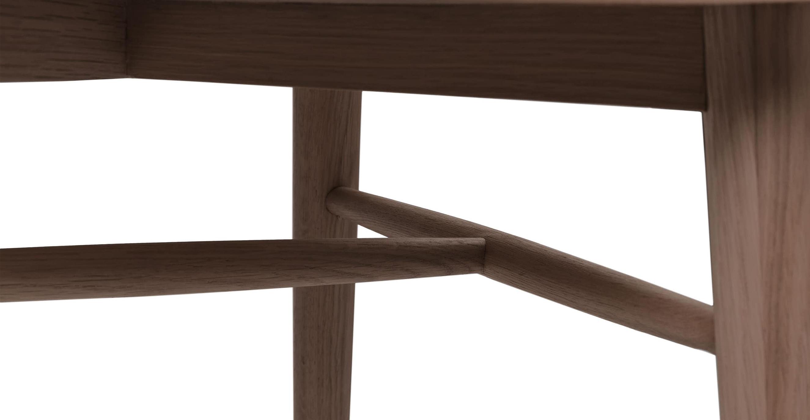 Ghế ăn gỗ tự nhiên Requin DC Sketch xuất khẩu20/32