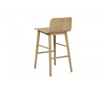 Ghế bar gỗ sồi tự nhiên Tami CC4/16