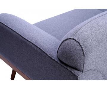 Ghế sofa 2 chỗ ngồi bọc vải otto SF2/14