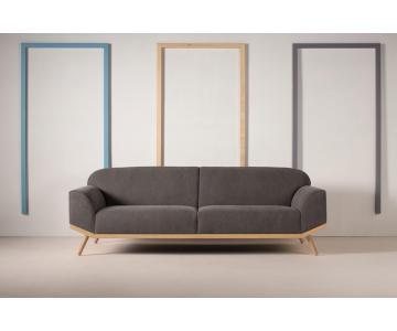 Ghế sofa 2 chỗ ngồi bọc vải otto SF13/14