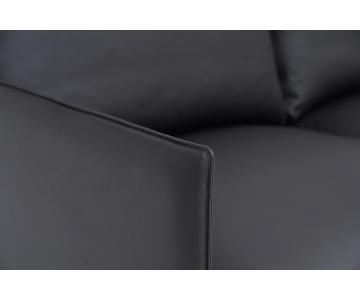 Sofa 3 chỗ Pensive 3.5 bọc da L27/8