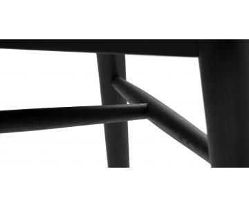 Ghế ăn gỗ tự nhiên Requin DC Sketch xuất khẩu9/32