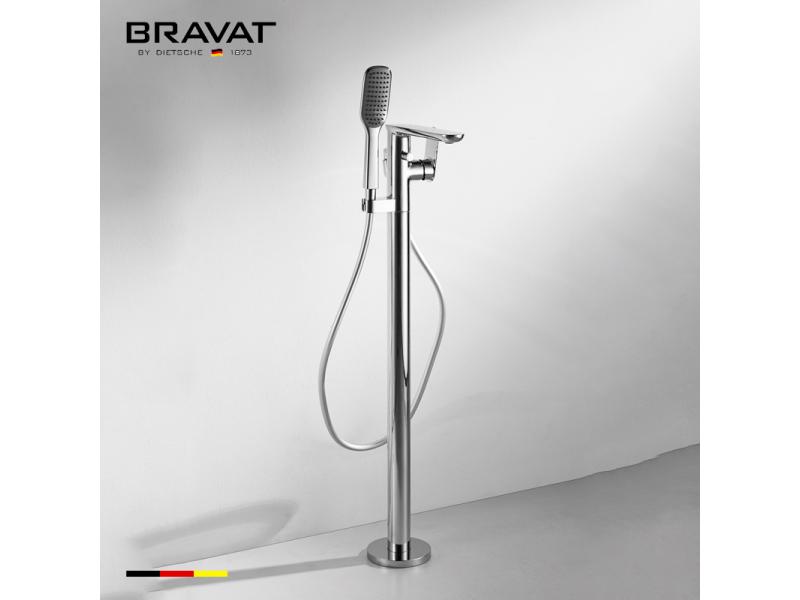 Cây sen tắm đứng Bravat F665104C-B3-ENG3/3
