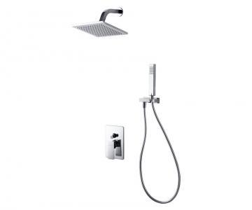 Bộ vòi sen tắm Bravat F856101C-A-ENG cao cấp