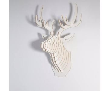 Tượng gỗ 3D - Hưu