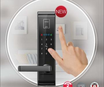 Khóa điện tử vân tay EL- 9000 TCS | DOOR LOCK