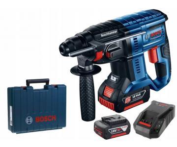 Máy Khoan Búa Dùng Pin Bosch GBH 180- LI