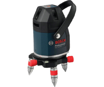 Máy cân mực laser tia Bosch GLL 5-40 E