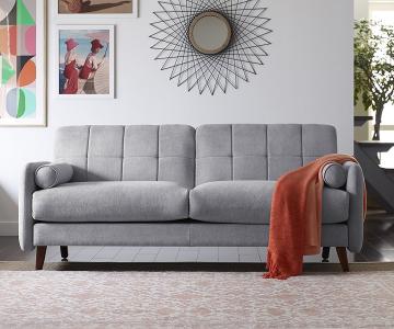 9 mẫu sofa đẹp, dễ ứng dụng cho nhiều phong cách trang trí nhà