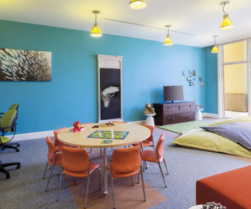 Những xu hướng thiết kế nội thất và màu sắc của năm 2018
