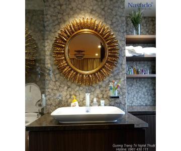Gương trang trí phòng khách Gaea56400