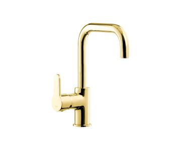Vòi chậu rửa Lento Gold FG- A01 | Kitchen Sink Faucets