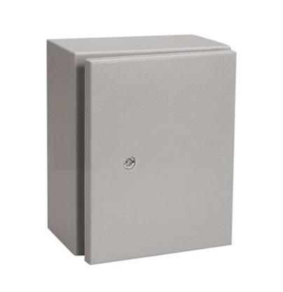 Vỏ tủ điện kín nước tole 1.2mm (400 x 300 x 210mm) sơn tĩnh điện1/1