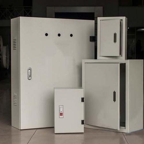Vỏ tủ điện sơn tĩnh điện dân dụng và công nghiệp1/1