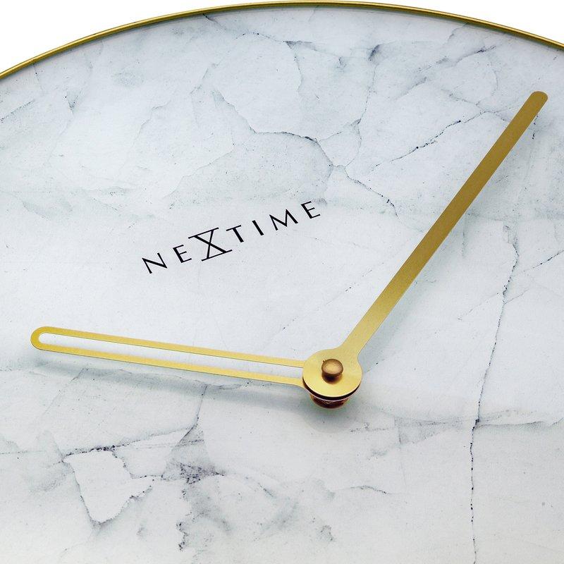 Đồng hồ kính vân đá marble Nextime3/7