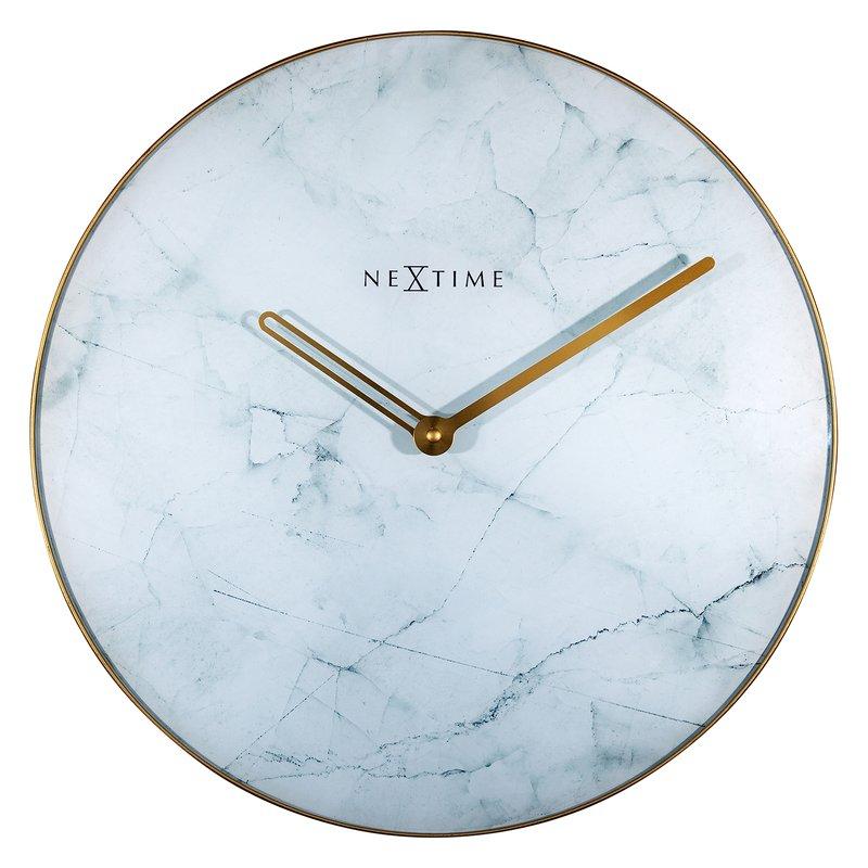 Đồng hồ kính vân đá marble Nextime1/7