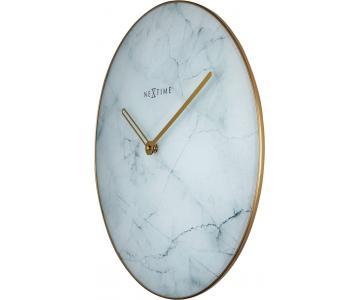 Đồng hồ kính vân đá marble Nextime2/7
