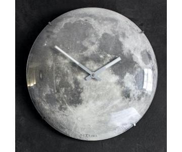 Đồng hồ treo tường mặt trăng Moon Dome Nextime6/9